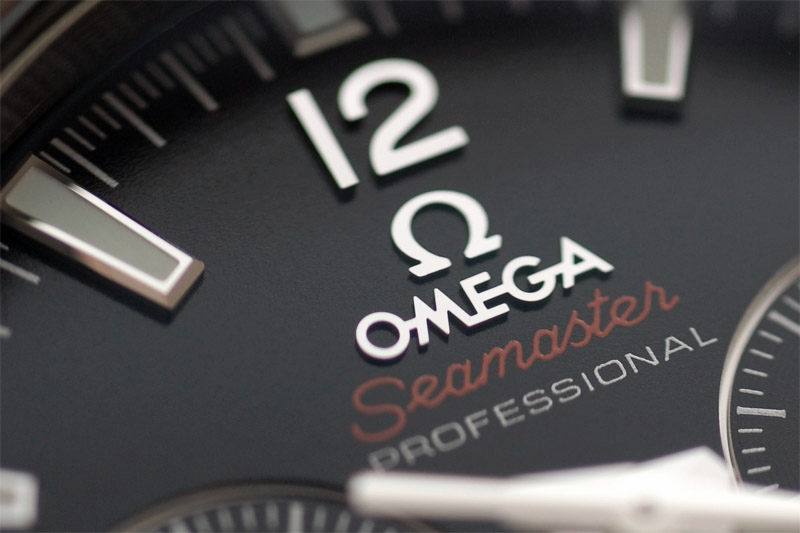 Gold omega by